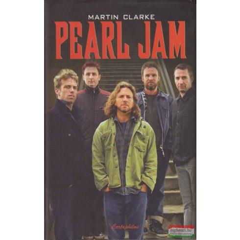 Martin Clarke - Pearl Jam