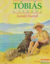 Gerald Durrell - Tóbiás, a teknőc