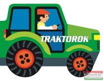 Guruló kerekek - Traktorok