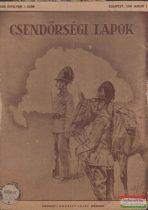 Csendőrségi Lapok 1938. évfolyam (23 szám)