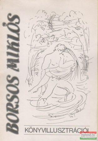 Borsos Miklós könyvillusztrációi