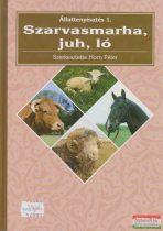 Állattenyésztés 1. - Szarvasmarha, juh, ló
