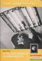 A villanyszerelés alapműveletei