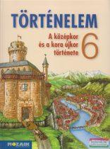 Történelem 6. tankönyv