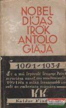Nobel-díjas írók antológiája 1901-1934