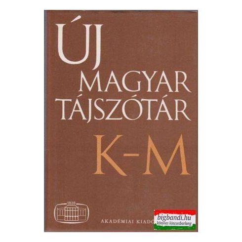 Új magyar tájszótár K-M