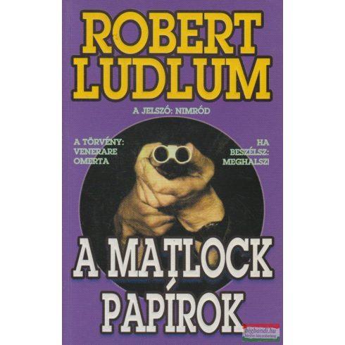 Robert Ludlum - A Matlock papírok
