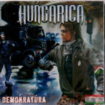 Hungarica - Demokratúra CD + DVD