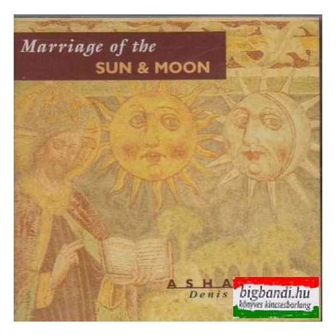 Marriage of the Sun & Moon CD