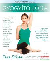 Tara Stiles - Gyógyító jóga - DVD melléklettel