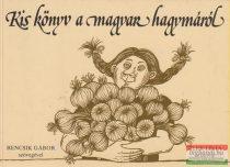 Kis könyv a magyar hagymáról