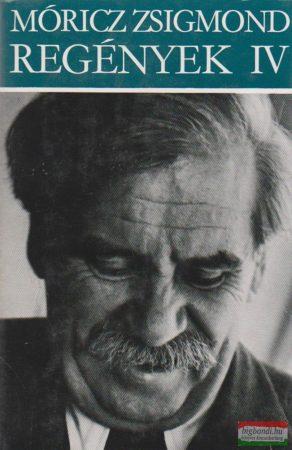 Móricz Zsigmond regények IV. - A boldog ember / Az asszony beleszól / Jobb mint otthon