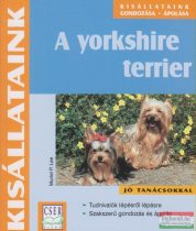 Muriel P. Lee - A yorkshire terrier