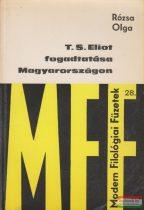 T. S. Eliot fogadtatása Magyarországon