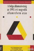 A belga államszövetség az 1993. évi negyedik államreform után