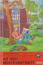 Az ifjú mesterdetektív (delfin könyvek)
