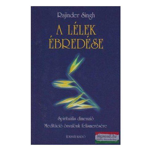 Rajinder Singh - A lélek ébredése