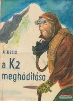 A K2 meghódítása