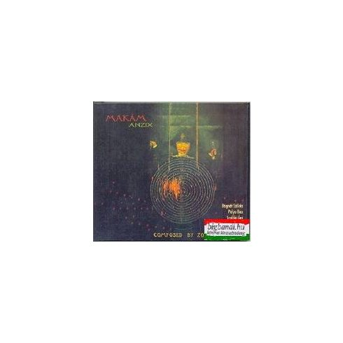 Makám - Anzix CD