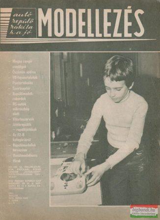 Modellezés XXIII. évfolyam, 1981/1.2.3.6.8.10.11.12.szám