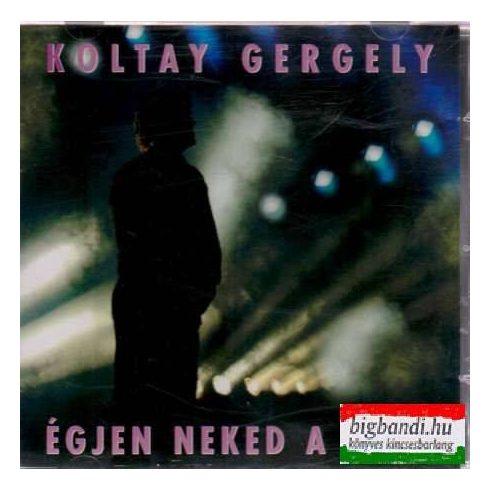 Koltay Gergely - Égjen neked a fény CD