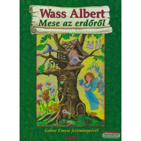 Mese az erdőről - Gábor Emese festményeivel