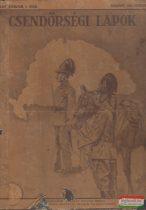 Csendőrségi Lapok 1934. évfolyam