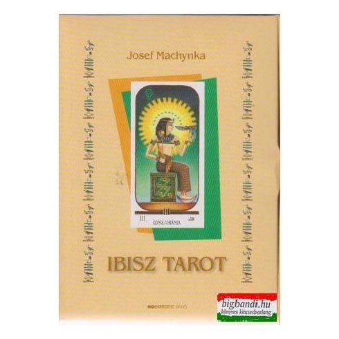 Josef Machynka - Ibisz tarot (könyv + kártya)