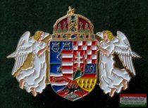 Angyalos magyar címer