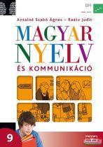 Magyar nyelv és kommunikáció 9. - Tankönyv
