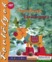 Birgit Utermarck - Papírdíszek karácsonyra