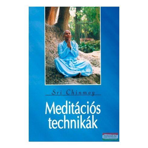 Sri Chinmoy - Meditációs technikák