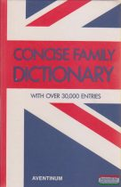 Brown Watson - Concise Family Dictionary