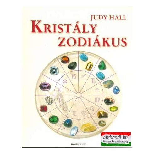 Judy Hall - Kristály zodiákus