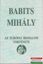 Babits Mihály - Az európai irodalom története