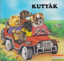 Szalontay Gyuláné - Kutyák