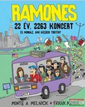 Monte A. Melnick, Frank Meyer - Ramones - 22 év, 2263 koncert és mindaz, ami közben történt