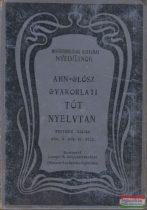 Glósz Miksa - Gyakorlati tót nyelvtan
