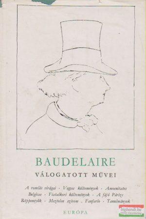 Baudelaire válogatott művei