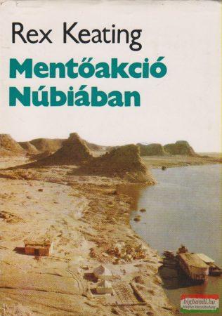 Mentőakció Núbiában