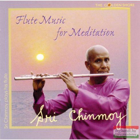 Sri Chinmoy - Flute Music for Meditation CD
