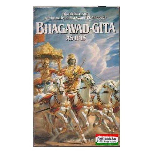 Bhagavad-Gíta As It Is