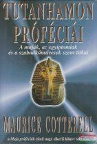 Maurice Cotterell - Tutanhamon próféciái - A maják, az egyiptomiak és a szabadkőművesek szent titkai