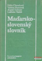 Edita Chrenková, Valéria Hamzová, Arpád Stelczer, Ladislav Tankó - Mad'arsko-slovensky slovník / Magyar-szlovák kéziszótár