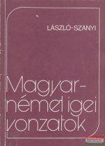 László Sarolta, Szanyi Gyula - Magyar-német igei vonzatok
