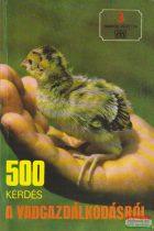 500 kérdés a vadgazdálkodásról - Nimród füzetek 3.