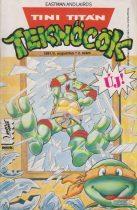 Michael Dooney - Tini titán teknőcök 1991/2. augusztus - 2. szám