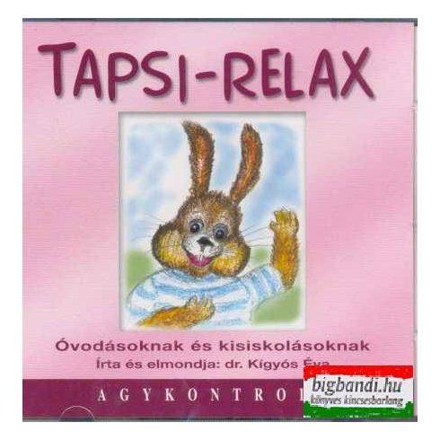 Tapsi-relax CD