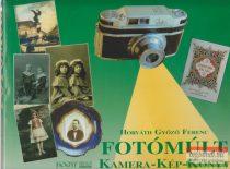Fotómúlt - Kamera-Kép-Könyv
