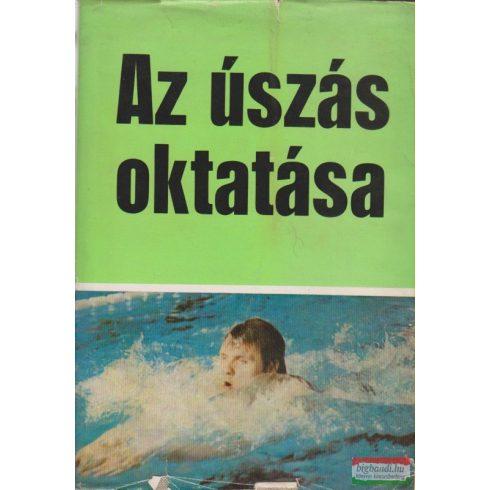 Az úszás oktatása